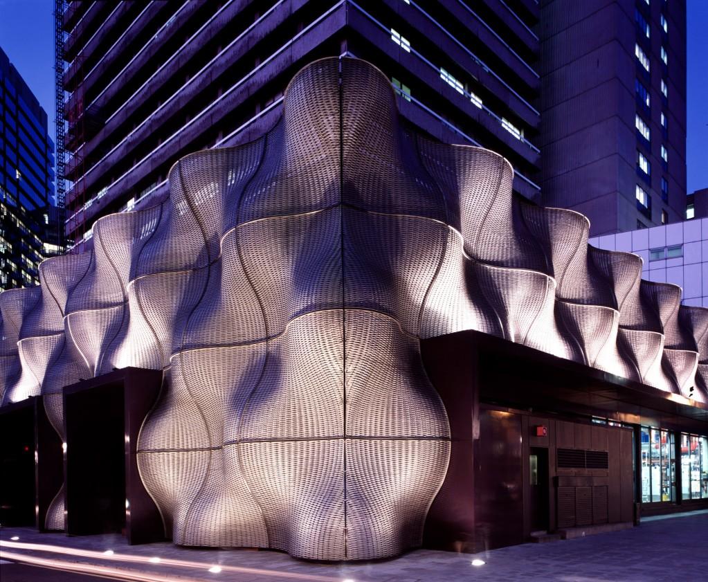 现代微派建筑设计图