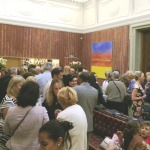 GUESTS AT THE ROYAL ACADEMY
