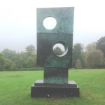 BARBARA HEPWORTH- SQUARES WITH TWO CIRCLES | YORKSHIRE SCULPTURE PARK